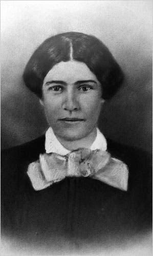 Portrait of Sarah Graves